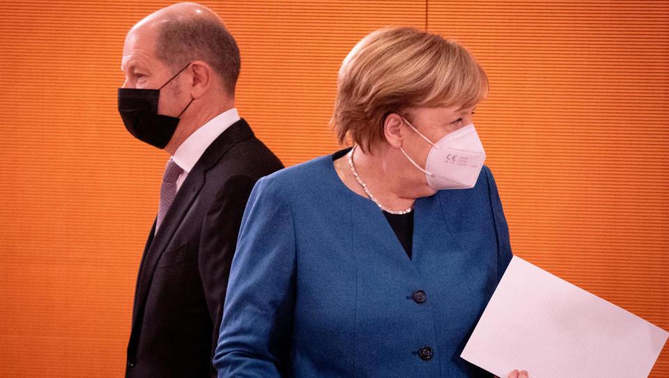 """SPD-Kanzlerkandidat Olaf Scholz: """"Regierungsbildung ohne CDU ist möglich in Deutschland"""""""