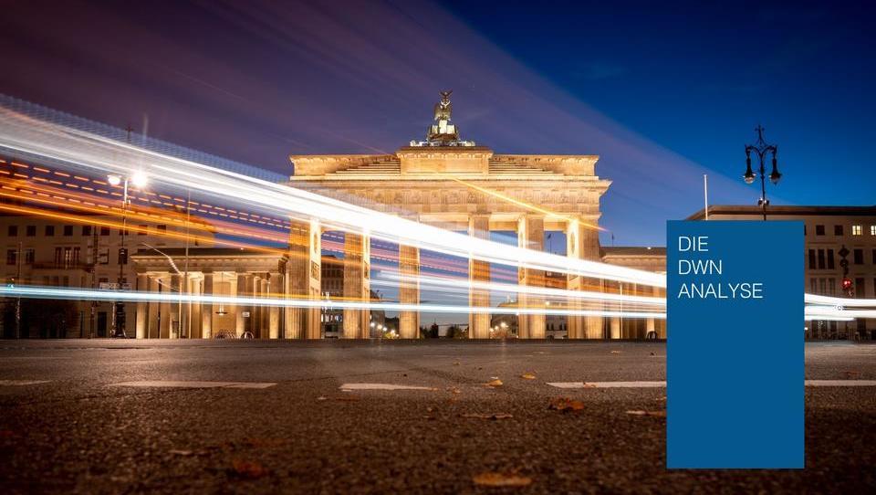 Mit D-Mark statt Euro und Seit an Seit mit Russland: So muss Deutschland seine Zukunft planen