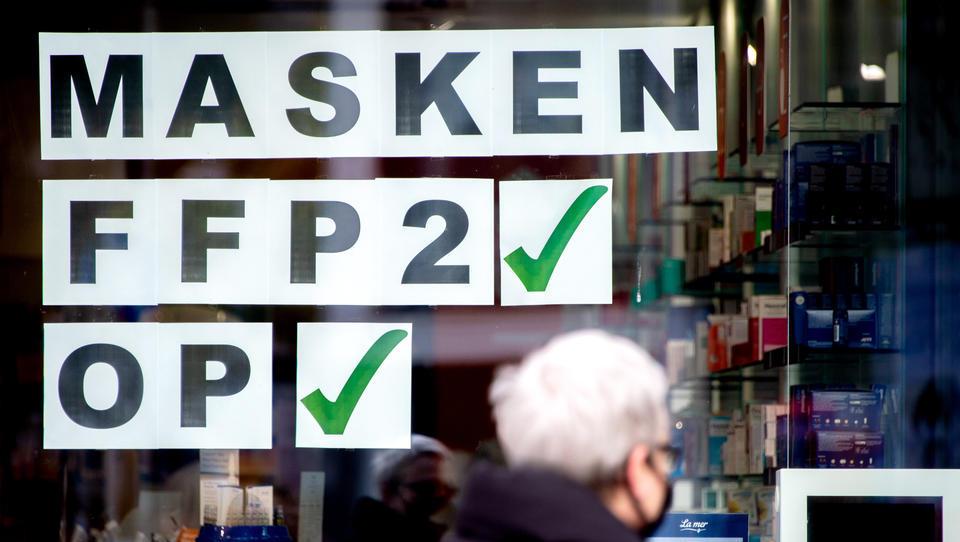 Arbeiterwohlfahrt Westfalen warnt vor Corona-Masken des Bundes