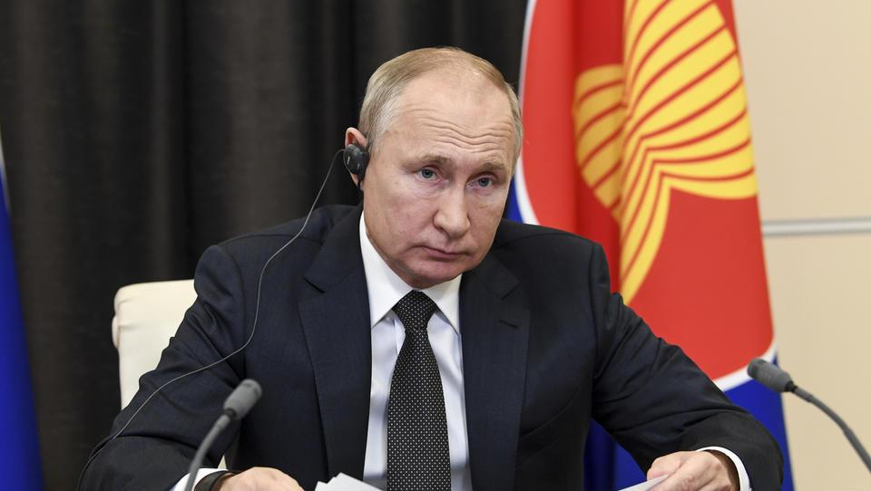 """Russland wirft USA wegen Nord Stream 2 """"Aggression"""" vor"""