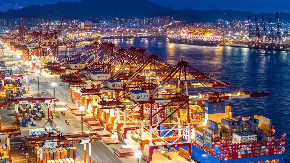 Welthandel: Chinas Import-Boom beflügelt den Baltic Dry Index