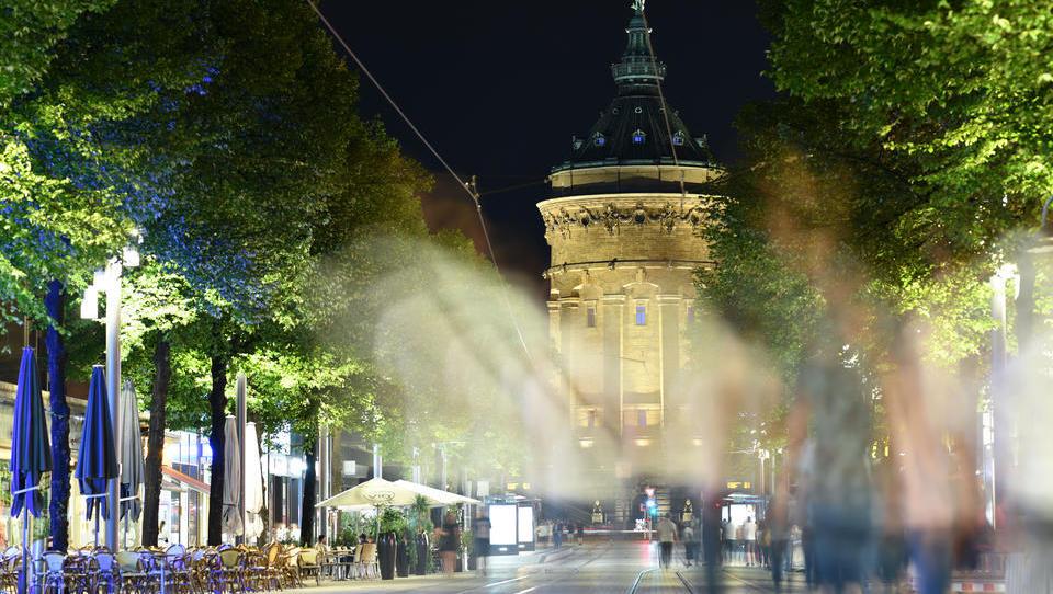 Mannheim führt nächtliche Ausgangssperren ein
