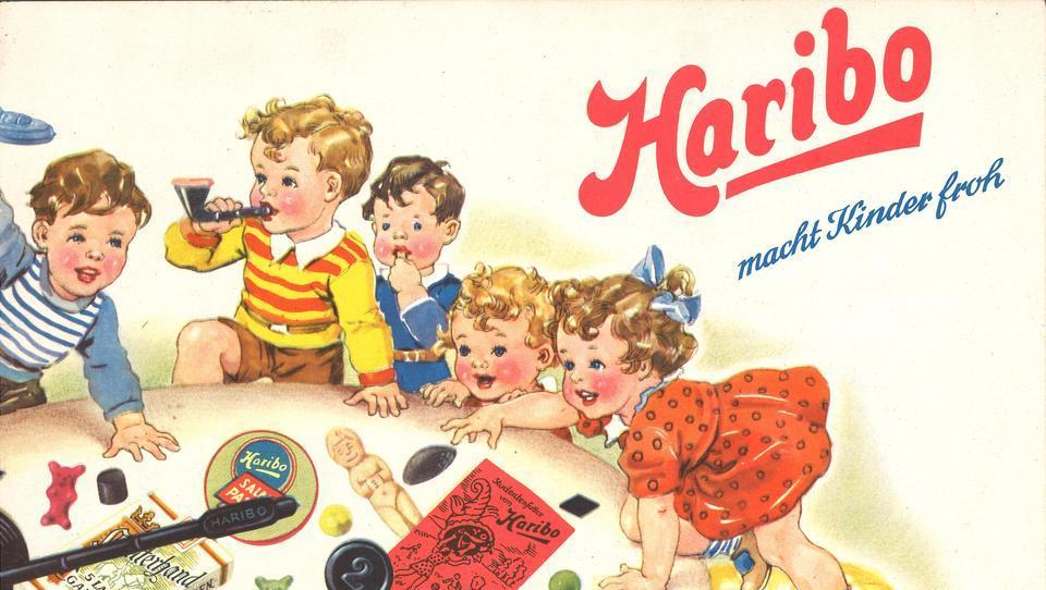 Eine deutsche Traditionsmarke: Haribo wird 100 Jahre alt
