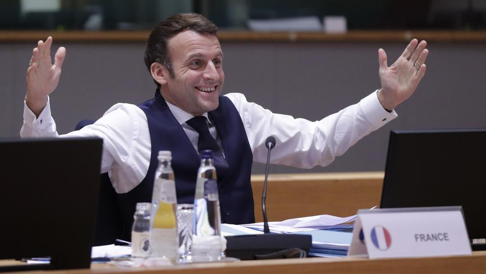 Lockdown à la carte: Frankreichs Minister speisten in illegal geöffneten Luxus-Restaurants
