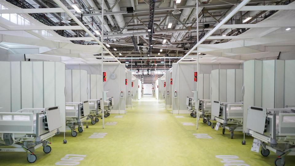 Krankenhausgesellschaft: Wenn die Corona-Mutation Deutschland erreicht, muss der Lockdown noch intensiver und länger sein