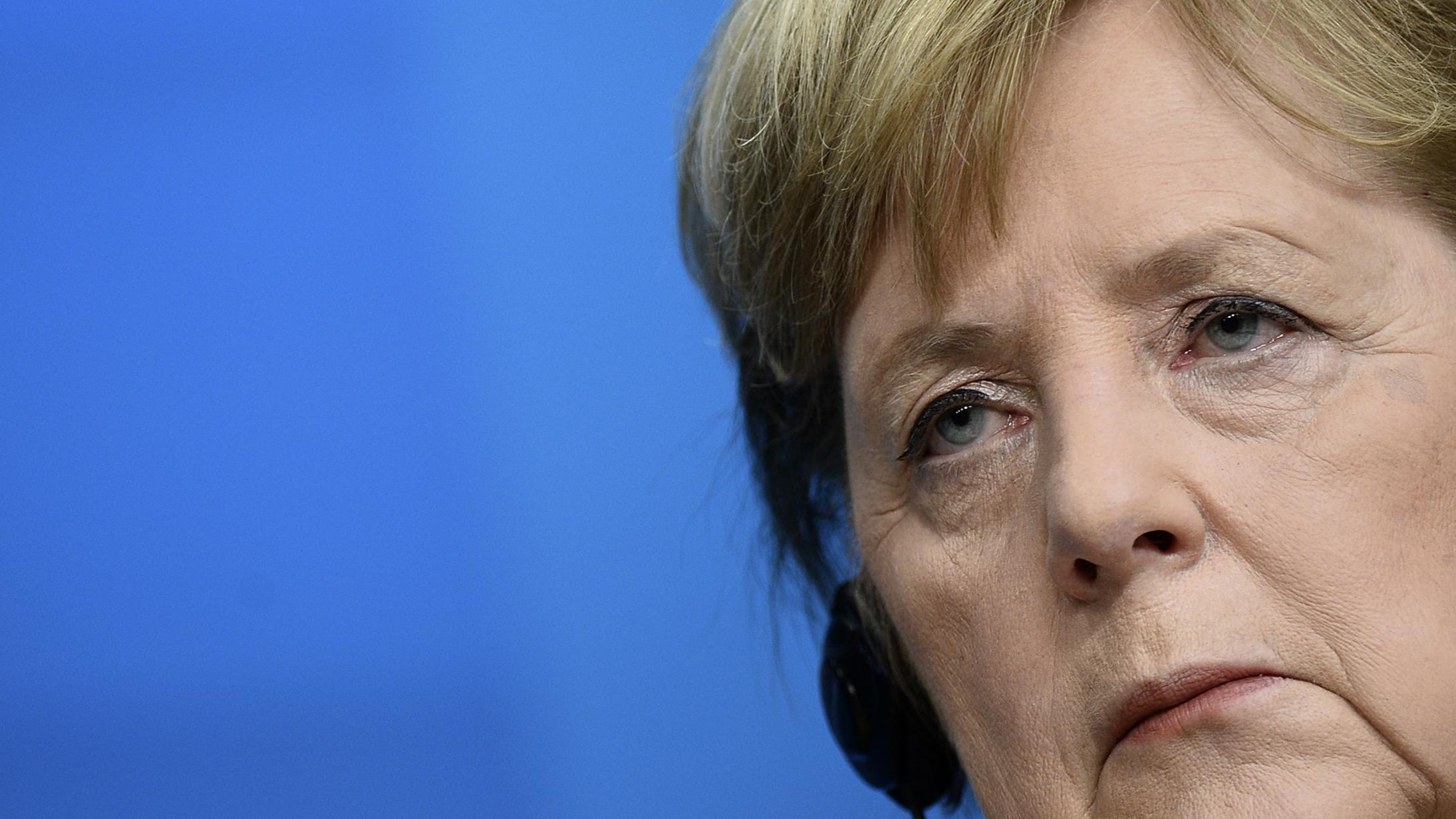 """Merkel: """"Januar und Februar werden sehr harte Monate"""""""