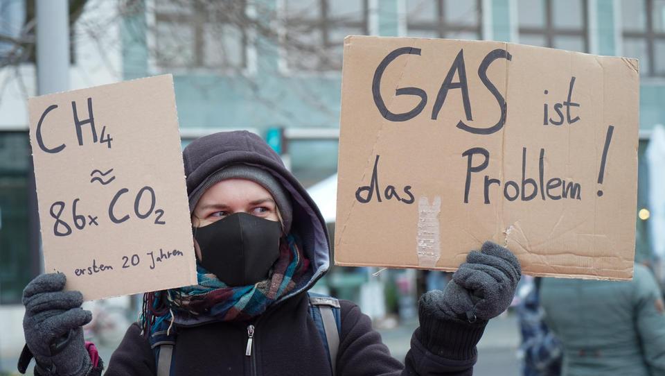 Liebe Klima-Aktivisten, Europa kann sich nicht einfach vom Gas lösen