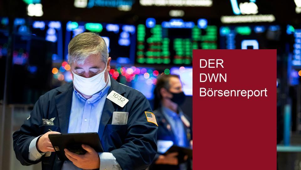 Wall Street nach anfänglichen Kursgewinnen auf Talfahrt, Dax stagniert