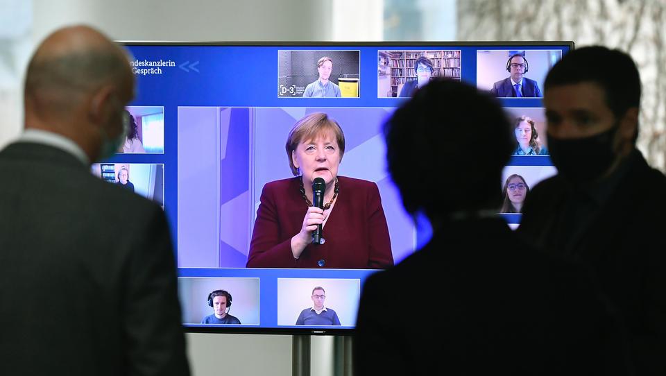 Corona-Ticker: Bund und Länder beschließen Lockdown-Verlängerung bis Mitte April