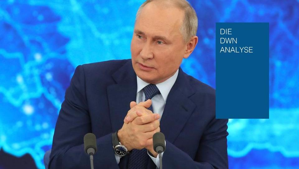 Putins Lästereien über Biden sind nur Show - er ist froh über die Annäherung an die USA