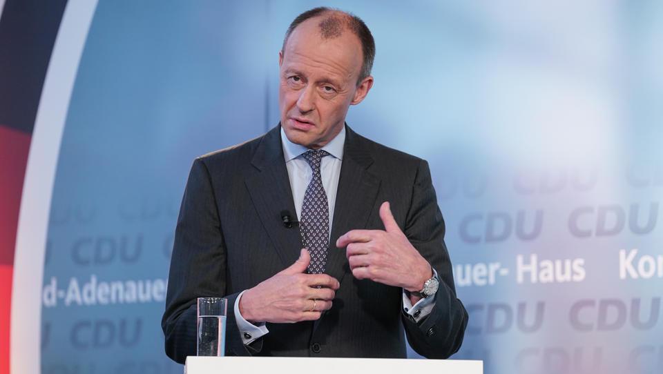 Friedrich Merz will die Altersvorsorge der Deutschen an die Börsen koppeln