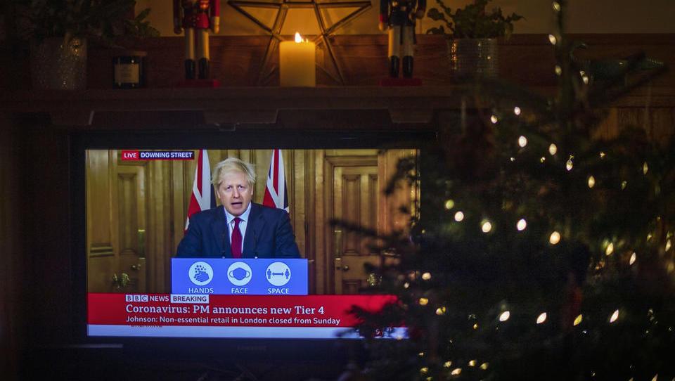 Johnson sagt Weihnachten ab: Neue Corona-Mutation viel ansteckender, breitet sich rasch aus