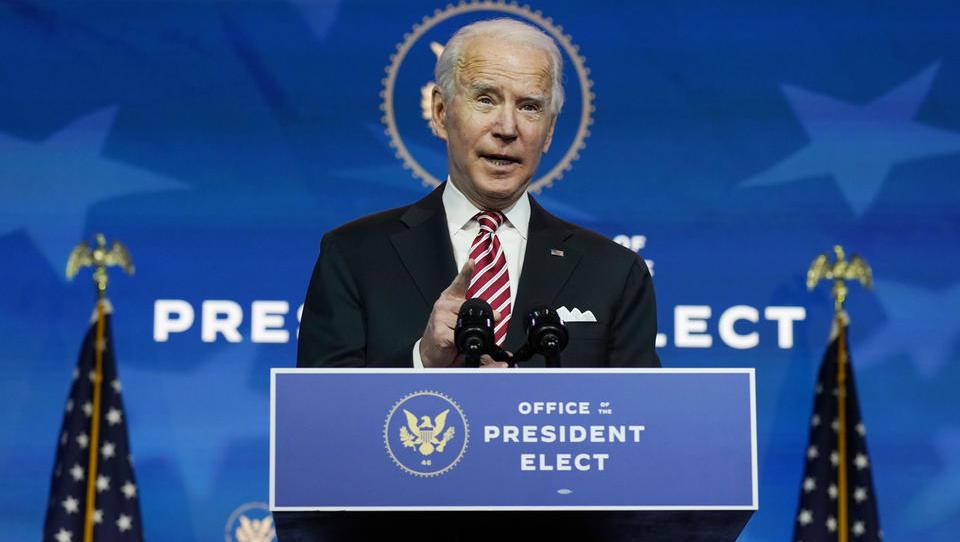 """Gemeinsam mit Deutschland: Biden will den Rest der Welt """"demokratisieren"""""""