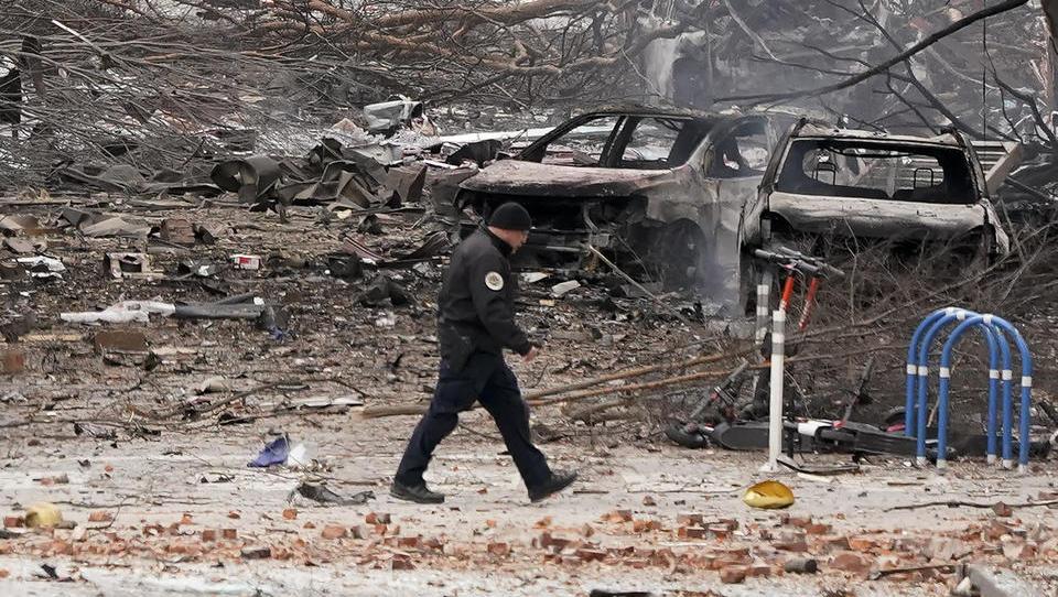 Massiver Bomben-Anschlag erschüttert US-Stadt Nashville, Terror-Untersuchungen laufen