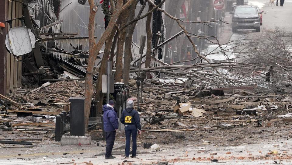 Bomben-Attentäter von Nashville soll Gegner der 5G-Technologie gewesen sein