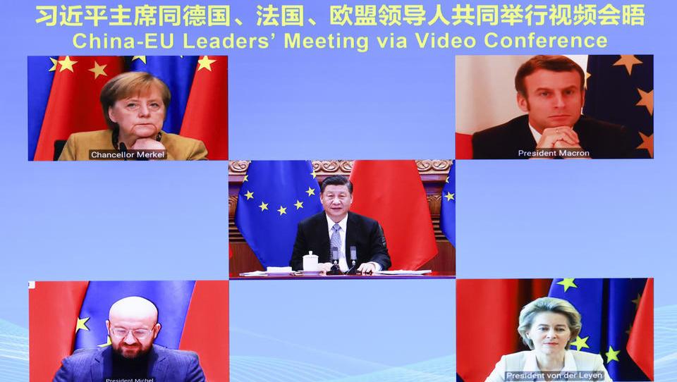 """China wirft Westen im Kampf gegen Corona-Virus """"Inkompetenz"""" vor"""