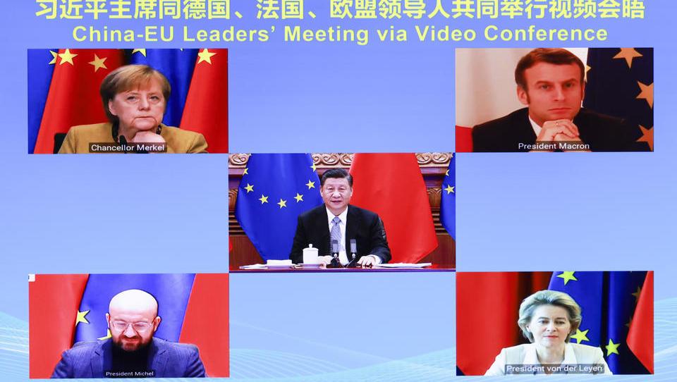 Auf der Kippe: Geopolitische Kräfte torpedieren Europas Wirtschaftsabkommen mit China