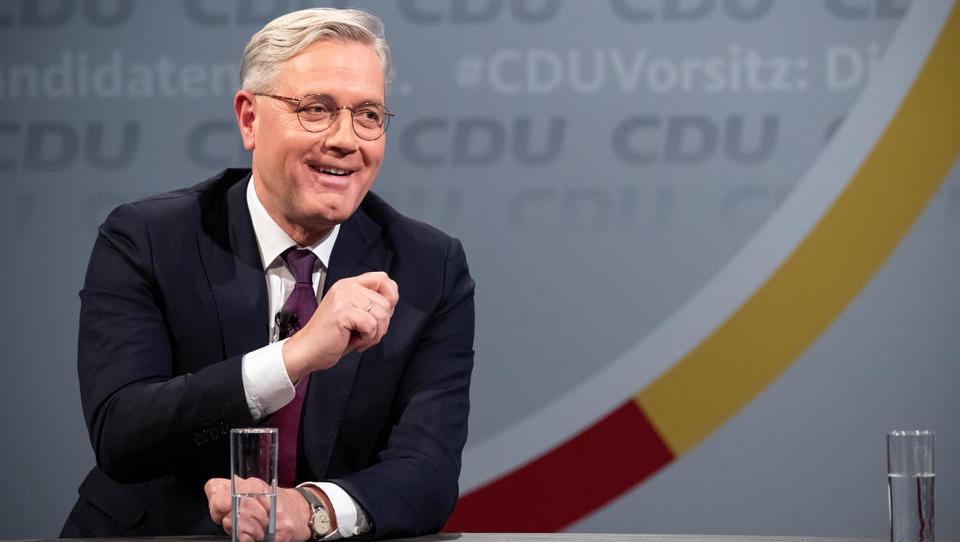 Röttgen outet sich als großer Fan von Jens Spahn