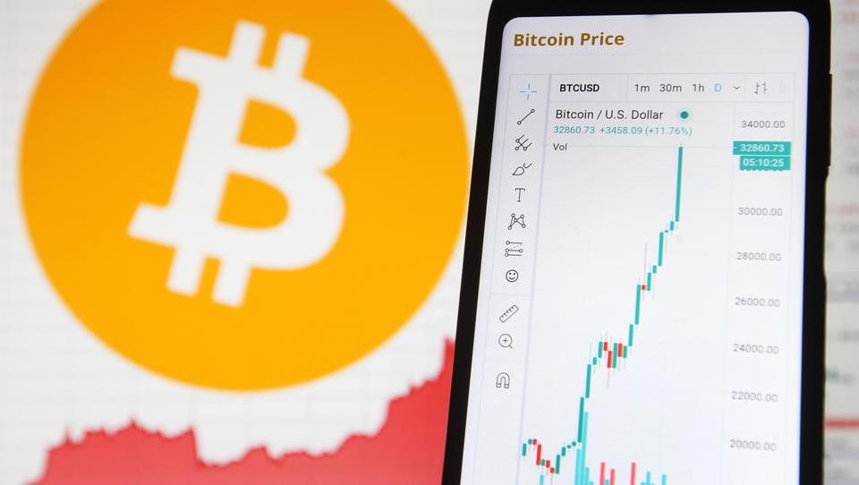 Kauf-Panik lässt Bitcoin-Preis explodieren