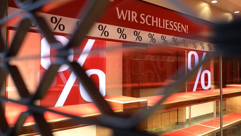 Schock-Umfrage: 175.000 Unternehmen sehen sich von Insolvenz bedroht
