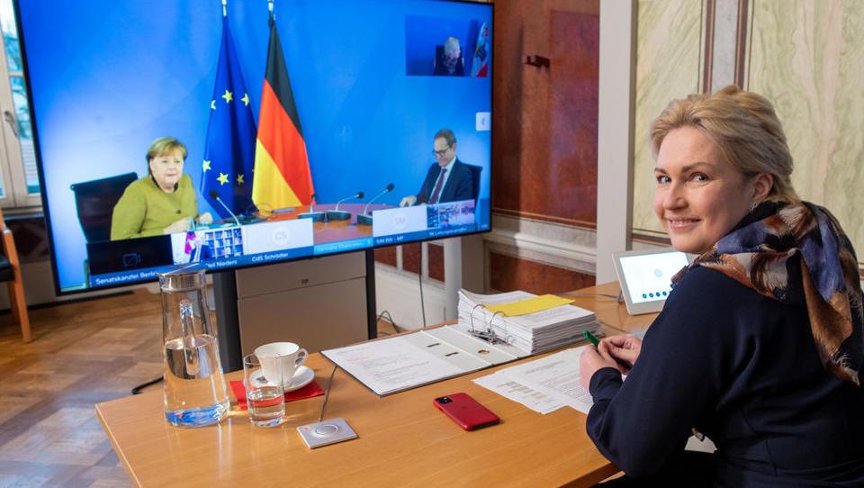 Bund und Länder beschließen weitere Bewegungs-Einschränkungen