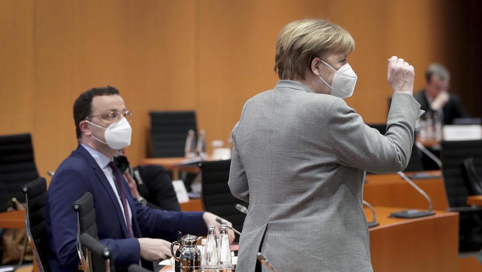 Spahn will Sonderbefugnisse bis Juni verlängern, Debatte um Lockerungen hat begonnen