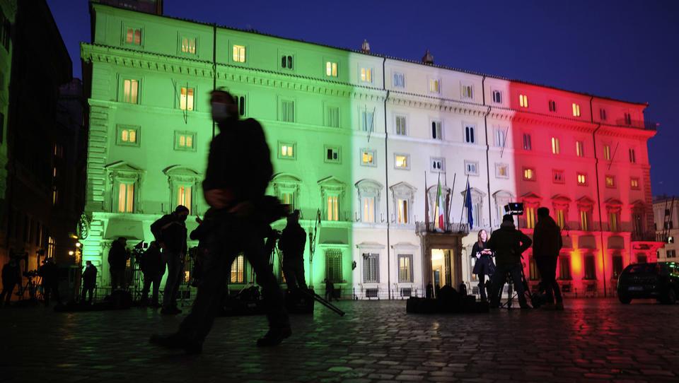 Italiens Regierung zerbricht nach Rückzug von Koalitionspartei