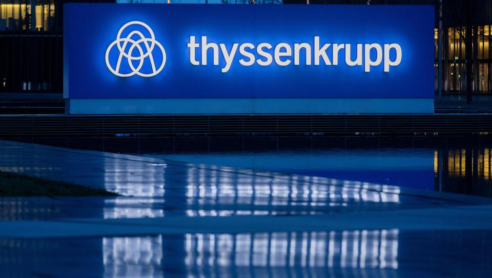 Thyssenkrupp verkauft italienische Edelstahltochter AST an Arvedi