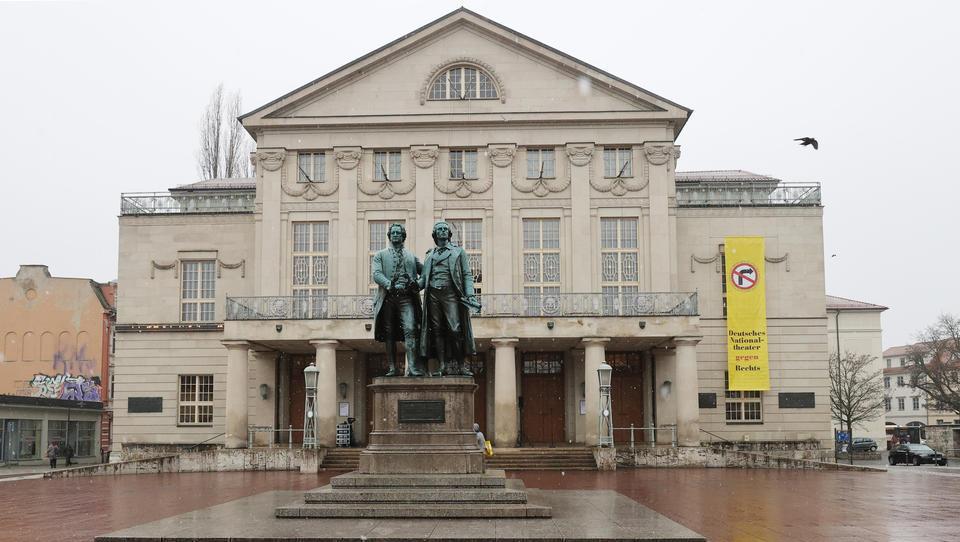 Ab Montag öffnet Weimar Geschäfte – ab dem 22. März auch Kinos und Außengastronomie