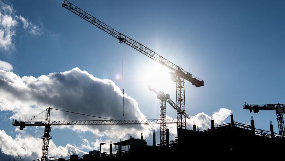 Baubranche leidet unter erheblichem Materialmangel