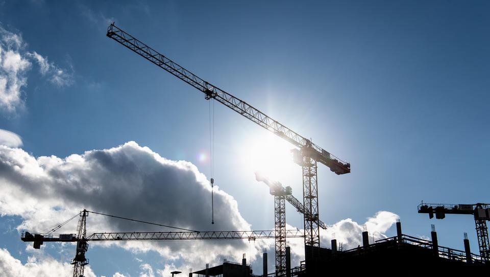 Baubranche befürchtet Baustellenstopp wegen Lieferengpässen beim Material