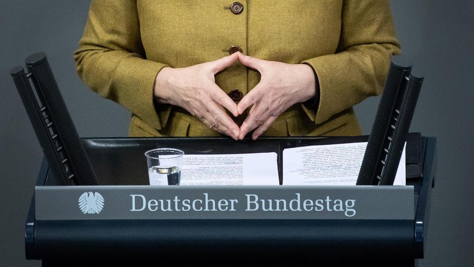 """Mediziner: Merkel hat das """"Kuba-Syndrom"""": Sie lässt nur noch eine Meinung zu"""