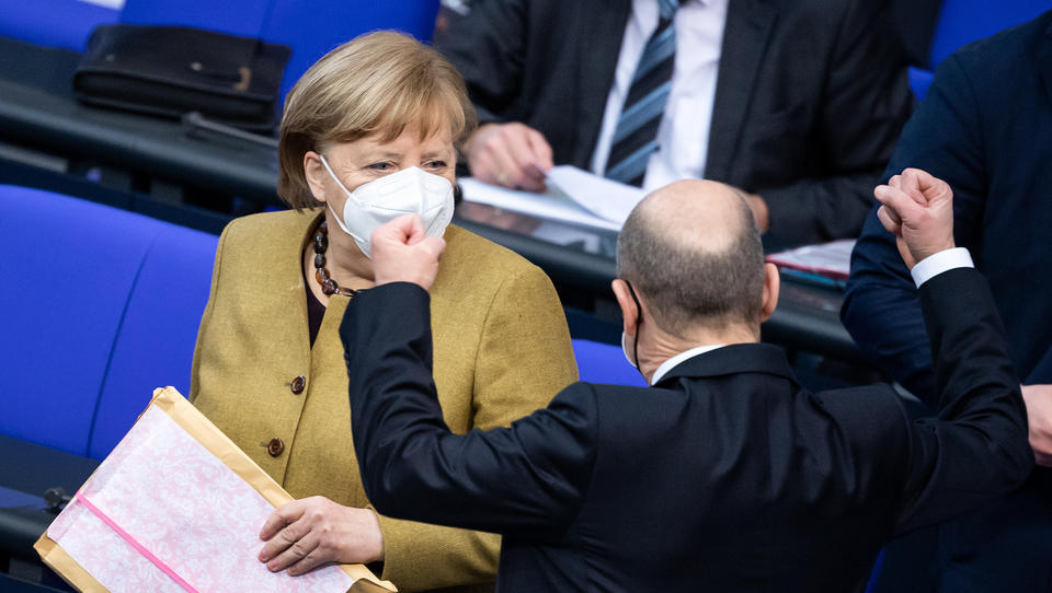 Corona-Management: IWF lobt deutsche Finanzpolitik trotz drohender Insolvenzwelle