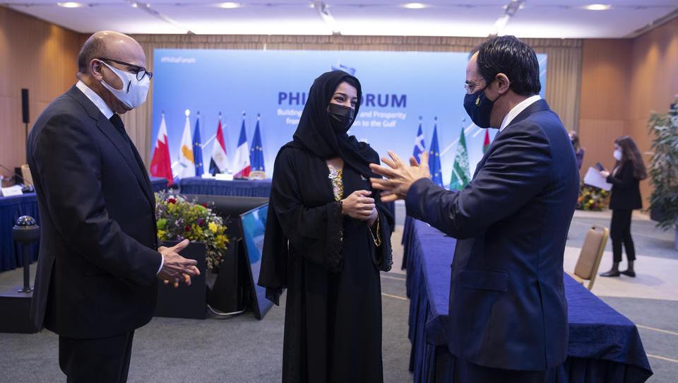Sechs Staaten gründen Mittelmeer-Allianz gegen die Türkei