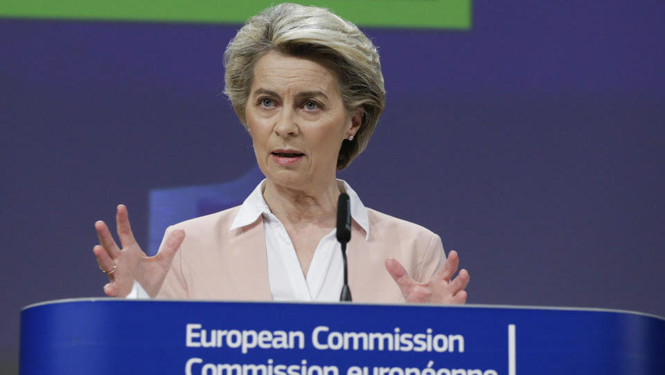 EU will Handelsinteressen angeblich aggressiver gegen USA und China verteidigen