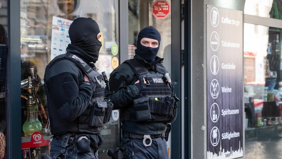 Gefährliche Clans: Großrazzia gegen Araber und Tschetschenen in Berlin