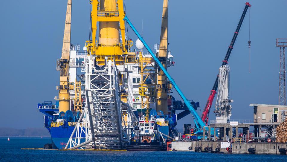"""Lobbyverein """"Deutsche Umwelthilfe"""" reicht Klage gegen Weiterbau von Nord Stream 2 ein"""