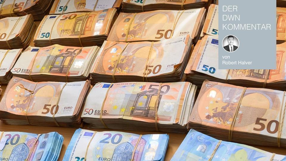 Deutschland ist reich - aber das spiegelt sich nicht in den privaten Vermögen wider