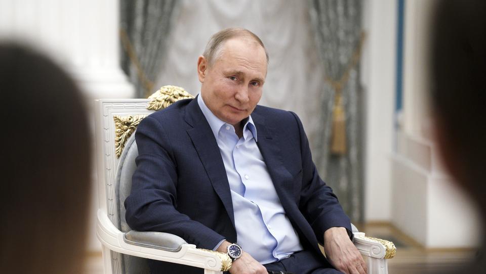 Putin und Nawalny für Friedensnobelpreis nominiert