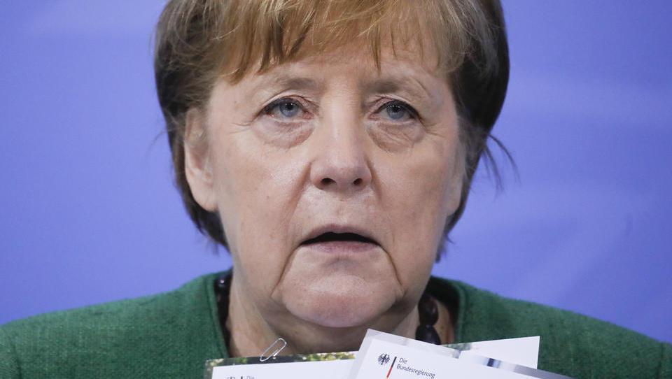 """Merkel schockt mit Aussage: """"Ich weiß es auch nicht, was dieses Virus noch anstellt"""""""