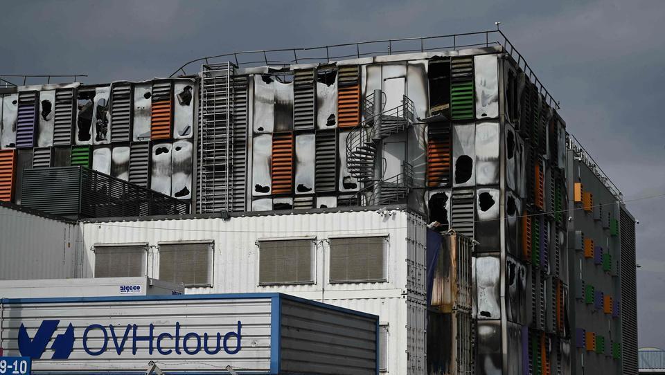Brand im größten Rechenzentrum Europas richtet immensen Datenverlust an
