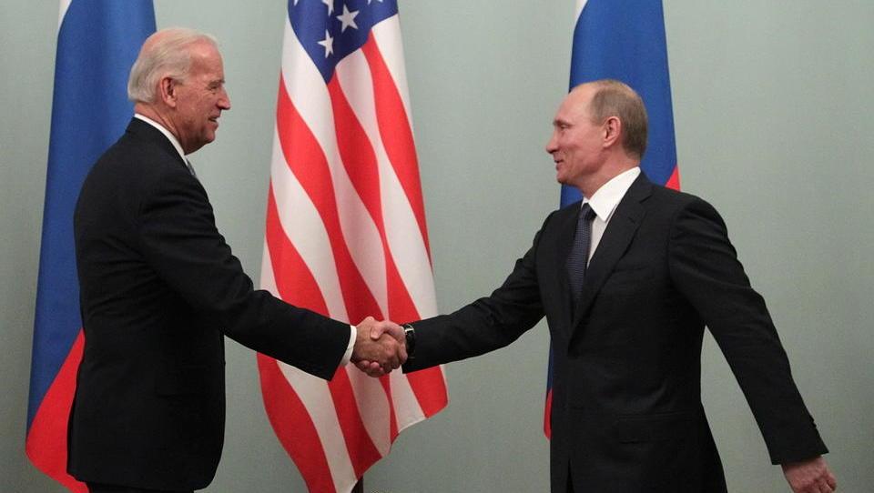 Biden reicht Putin die Hand - um gemeinsam gegen China vorzugehen