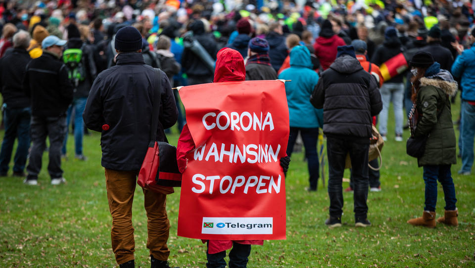 """Corona-Ticker: """"Das bedeutet für viele Unternehmen das sichere Ende ihrer Existenz"""""""
