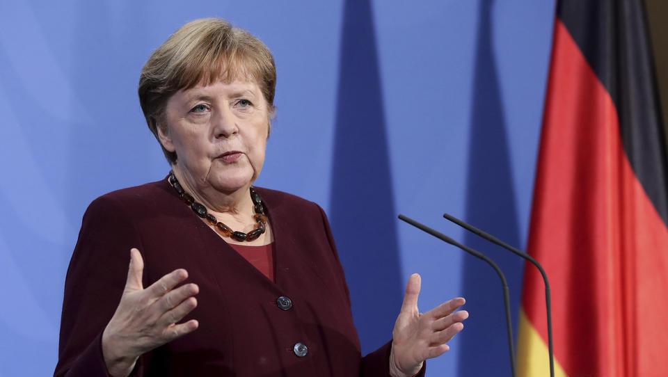 """Merkel: """"Die Devise lautet: Impfen, Impfen, Impfen"""""""