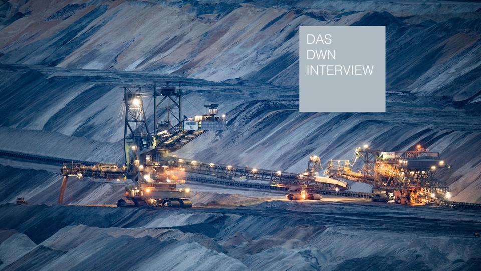 Deutschland braucht mehr Minen: Wegen der Energiewende wächst der Bedarf an Rohstoffen
