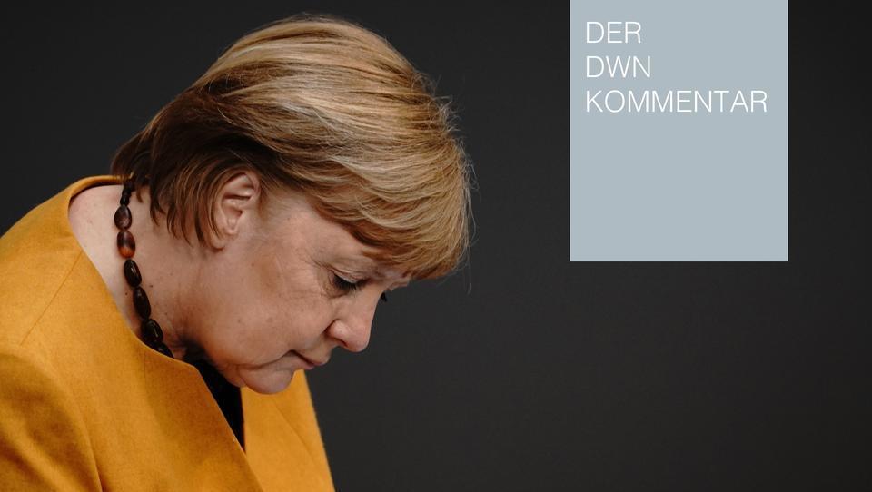 Merkel fordert muslimische Verbände auf, Antisemitismus zu verurteilen – doch sie blendet ihre Flüchtlings-Politik aus