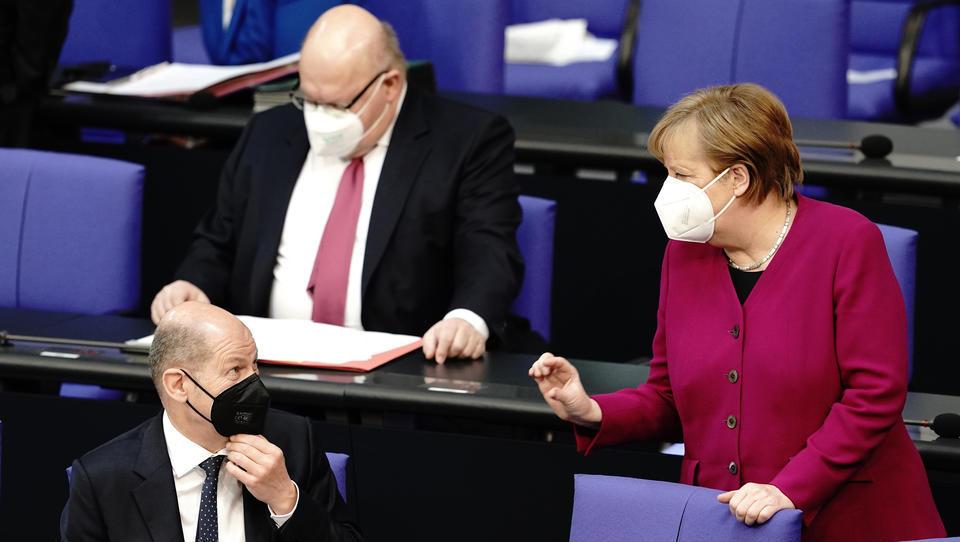 Deutsche Wirtschaft wächst wieder, Staatsdefizit aber auch