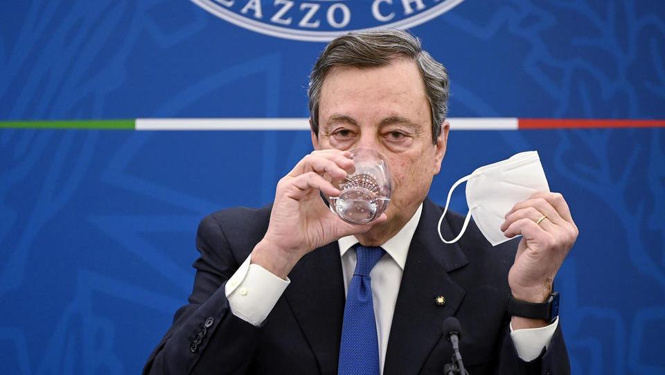 Mario Draghi will einen EU-Austritt Italiens mit allen Mitteln verhindern