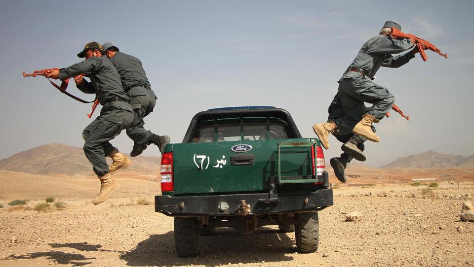 Die Taliban übernehmen Afghanistan: Bidens Amerika macht Terroristen den Weg frei