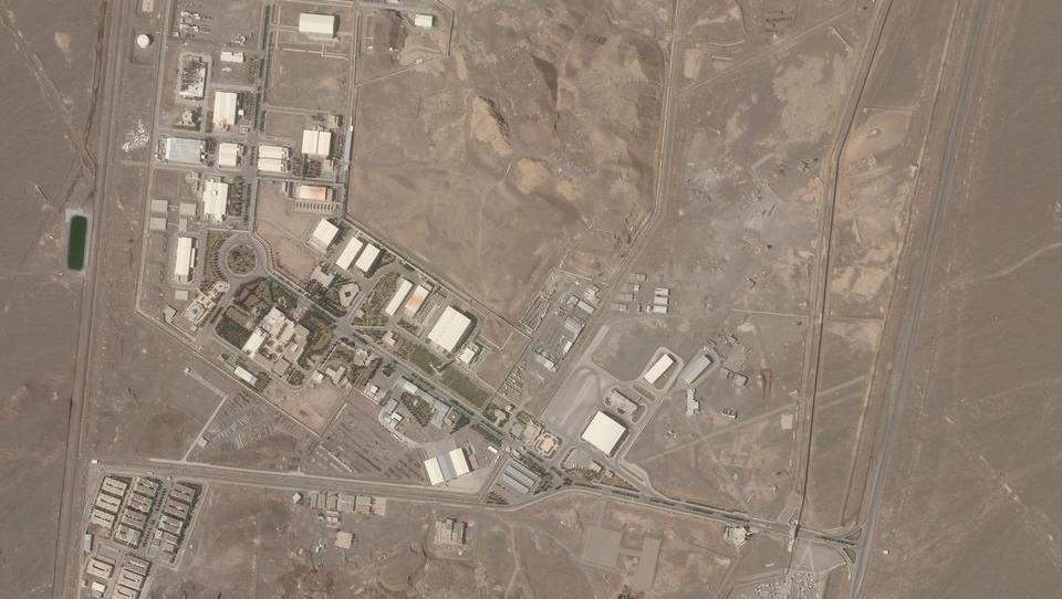 Medien: Mossad führt Cyber-Attacke gegen iranische Atomanlage aus